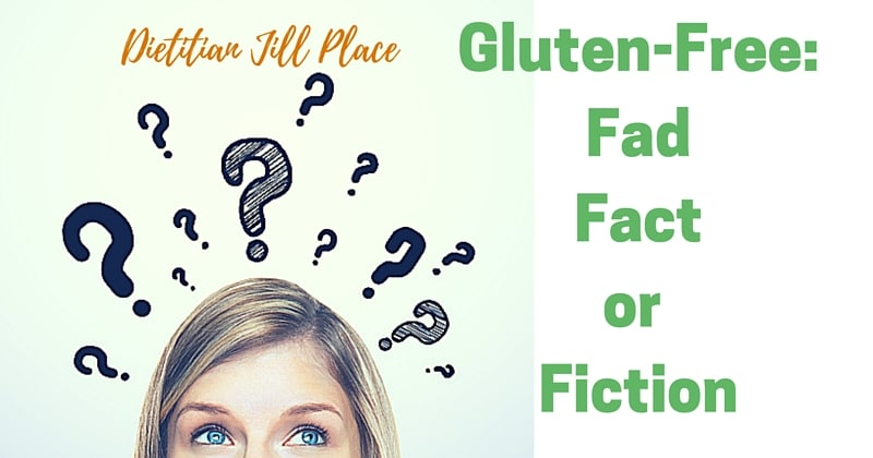 gluten free diet fad or fact 2017-5-24  is gluten a benefit or a harm  understanding and following a strict gluten-free diet can be  nr the gluten-free diet: recognizing fact, fiction, and fad the.