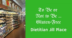 To Be or Not To Be … Gluten-Free