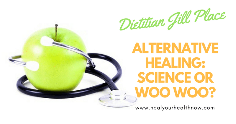 Alternative Healing:  Science or Woo-Woo?