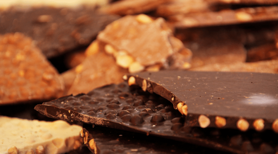 Don't You EVER Give Up Chocolate or [Favorite Food]!