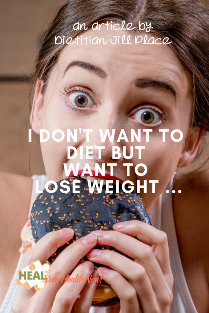 Trouble losing weight? But you're sick of dieting?   #weightlosstips