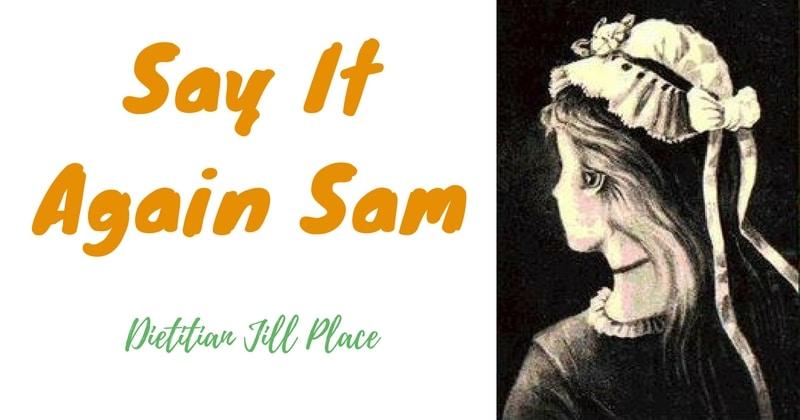 Say ItAgain Sam