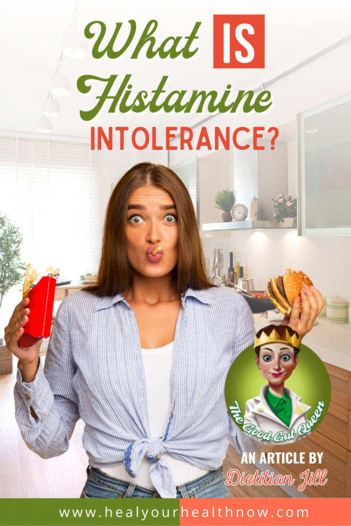 What IS Histamine Intolerance?
