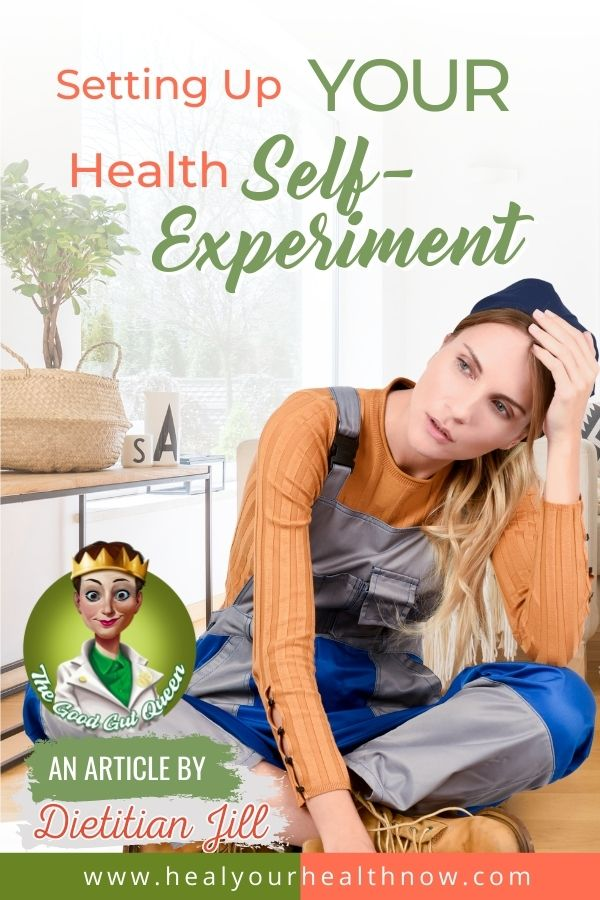 Setting Up YOUR Health Self-Experiment