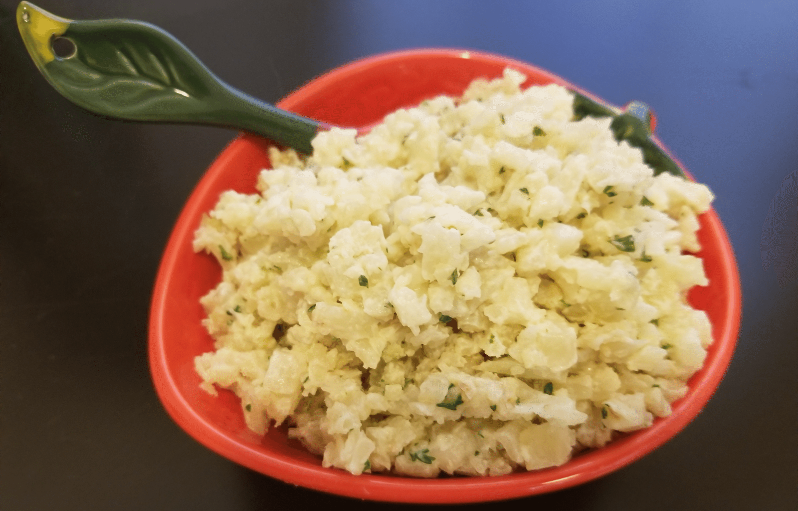 Coconut Cauliflower Rice - Heal Your Health Now