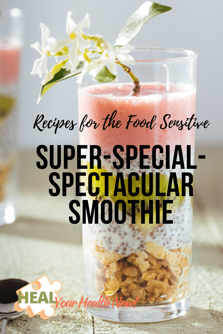 Super-Special-Spectacular Smoothie