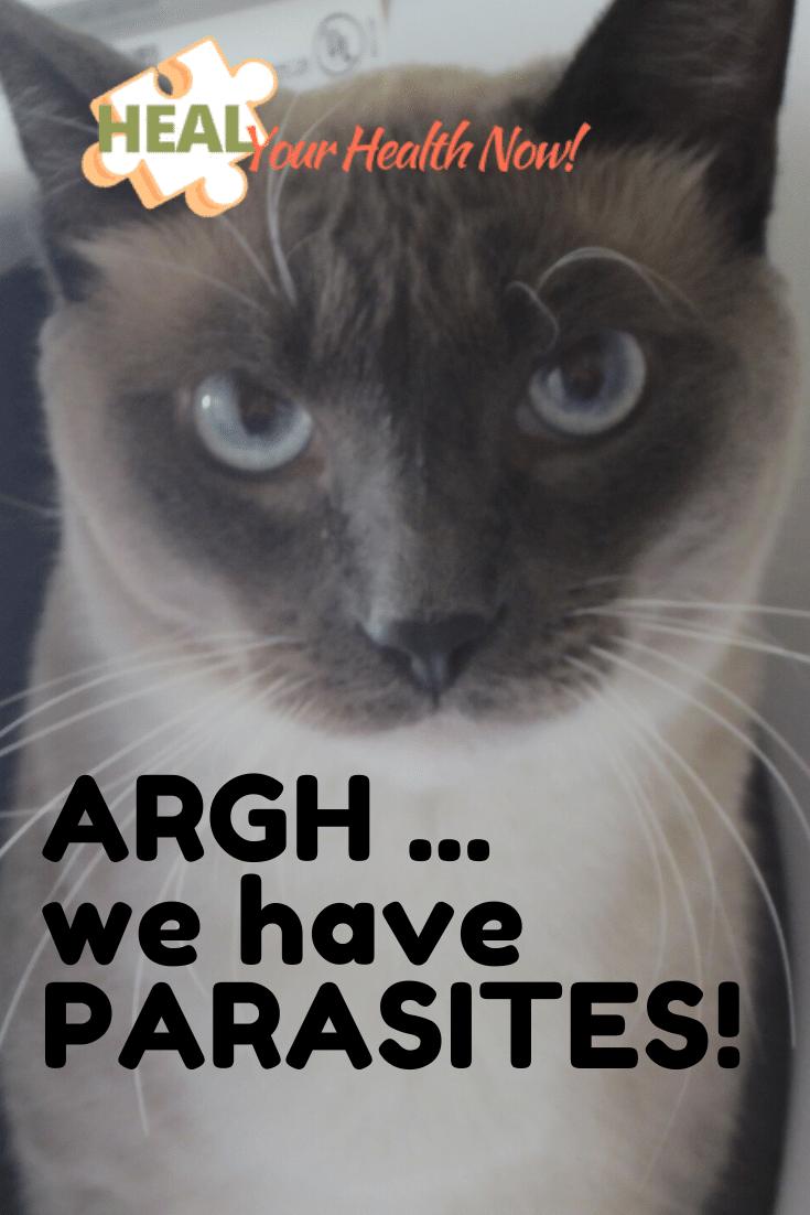 ARGH ... We Have PARASITES!