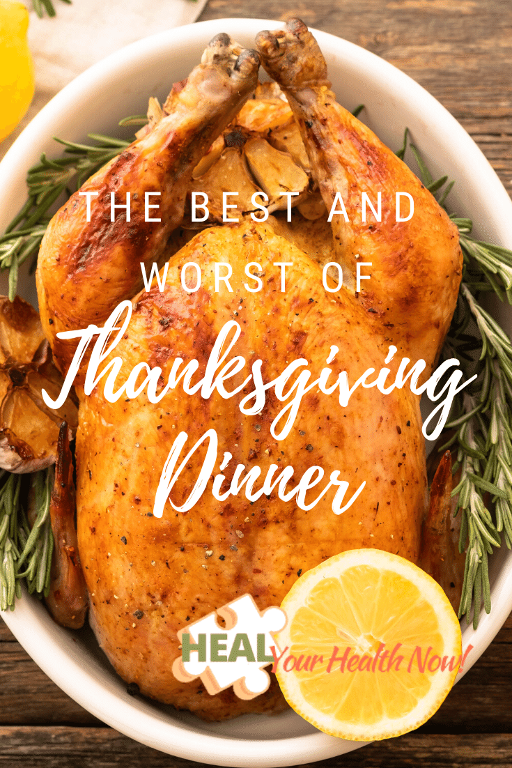 You can even make better choices at Thanksgiving ... the most indulgent meal of the year. Enjoy these lower-cal but scrumptious additions to your holiday meal. Eat it up ... FOR REAL! #Thanksgiving #holiday #thanksgivingdinnerideas #Thanksgivingdinner