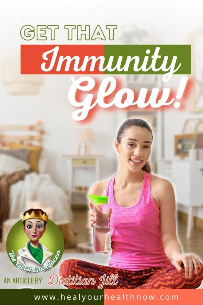 Get that Immunity Glow!