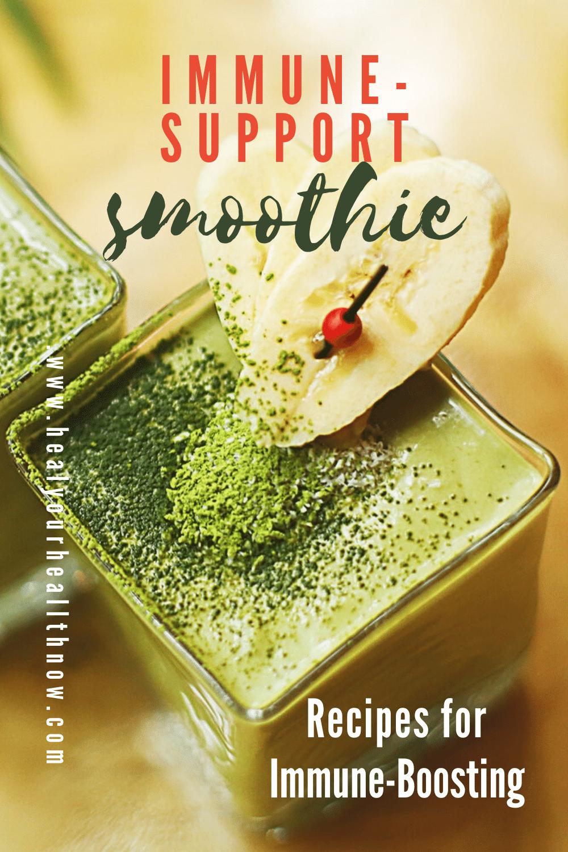Immune-Support Smoothie