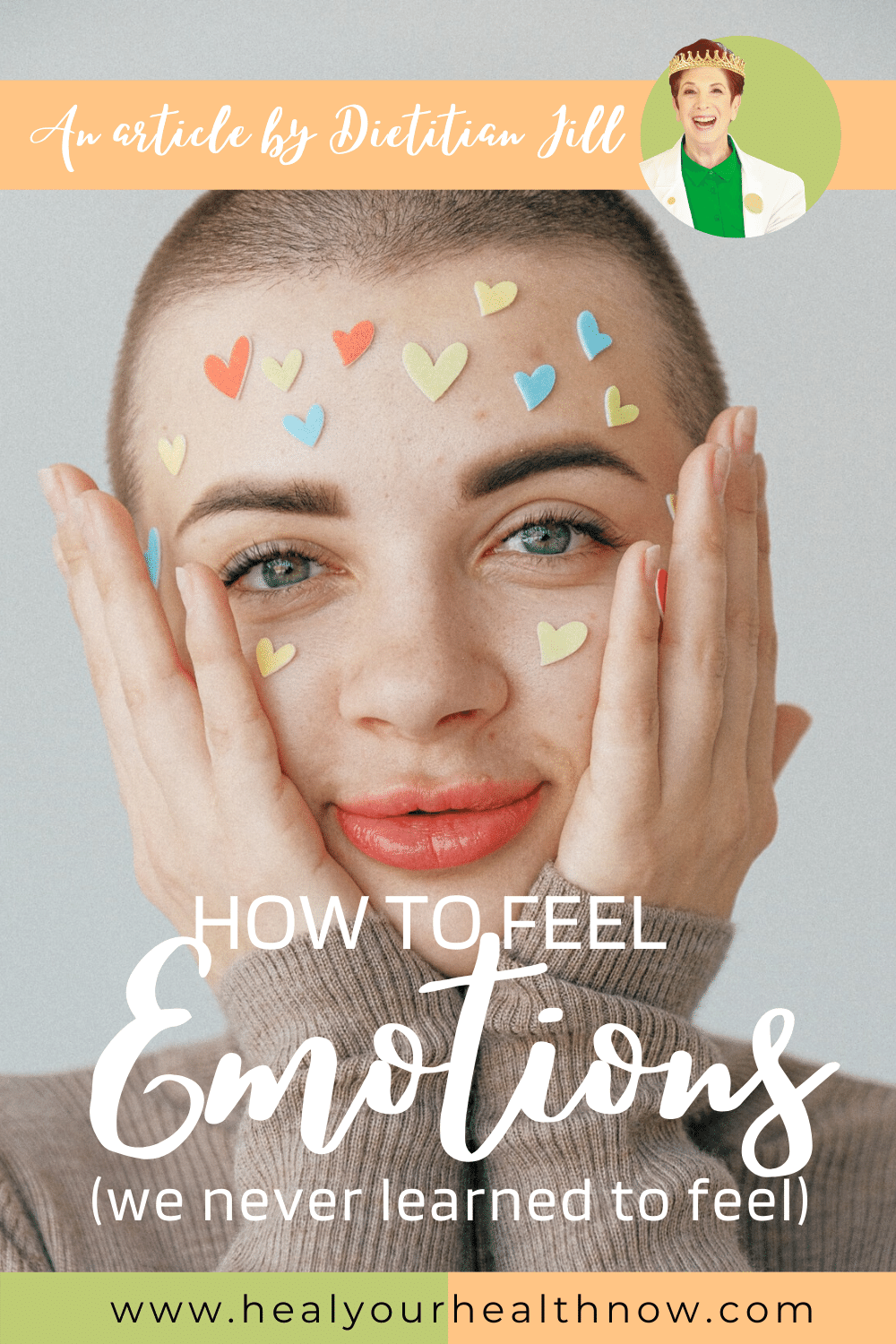How to Feel Emotions (we never learned to feel)