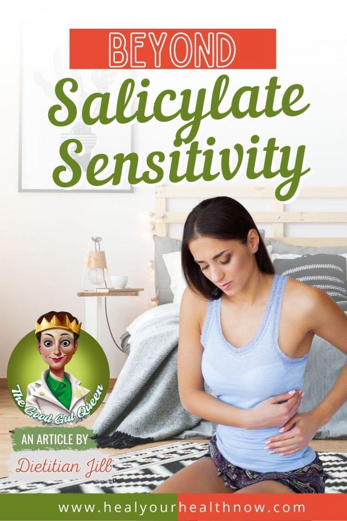 Beyond Salicylate Sensitivity