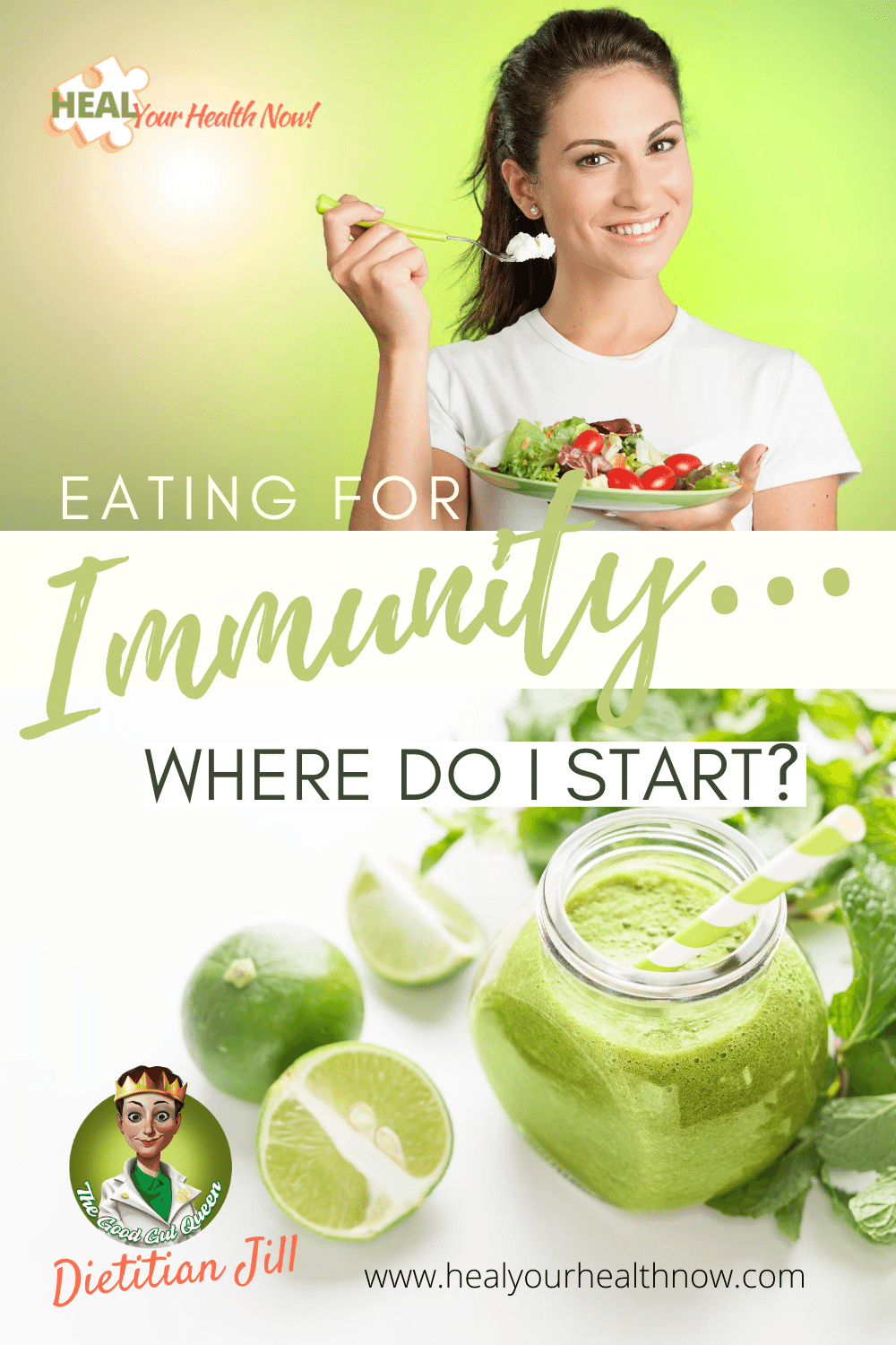 Eating for Immunity ... Where Do I Start?