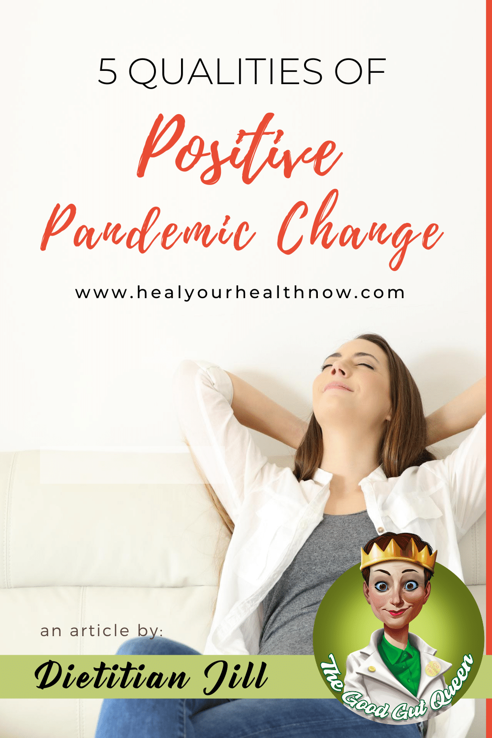 5 Qualities of Positive Pandemic Change