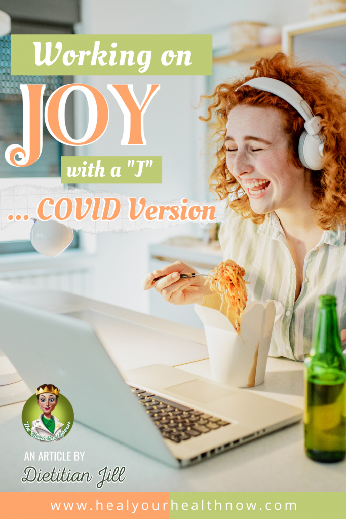 Working on JOY with a \