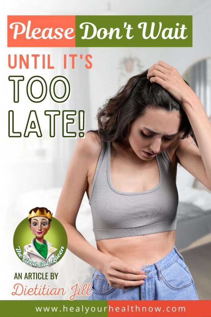 Please Don\'t Wait Until it\'s TOO LATE!
