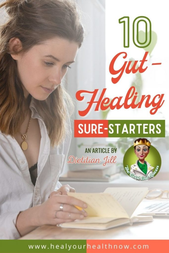 10 Gut-Healing Sure-Starters